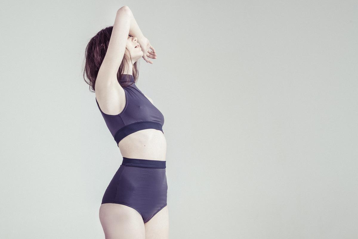 05 studio Effortless lingerie/swimwear set - available at utopiast.com