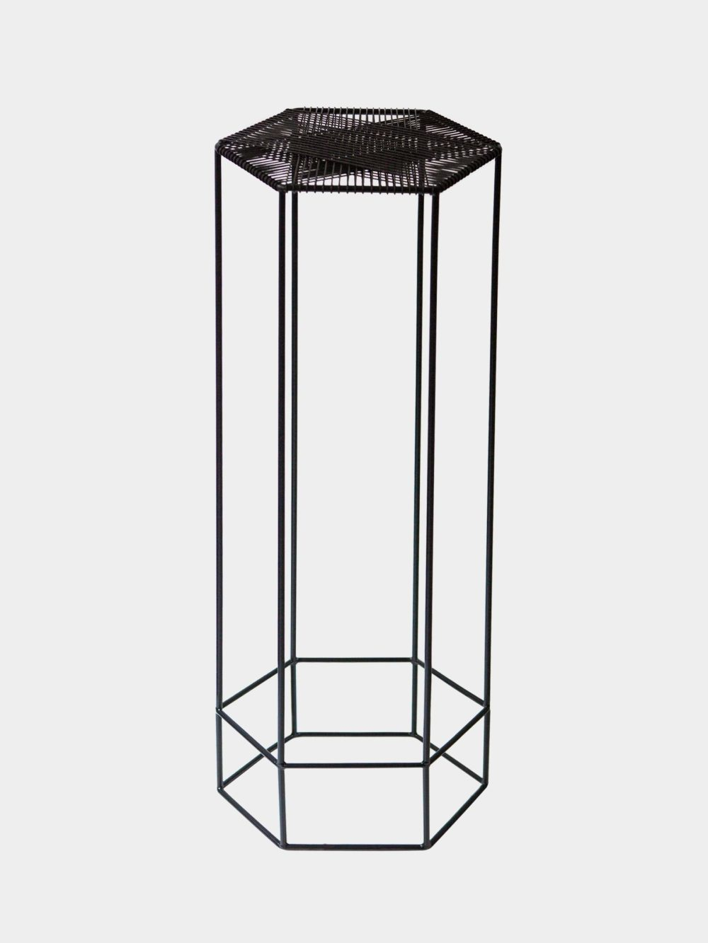 LOVE, ANA HEXAGON SIDE TABLE - available at utopiast.com