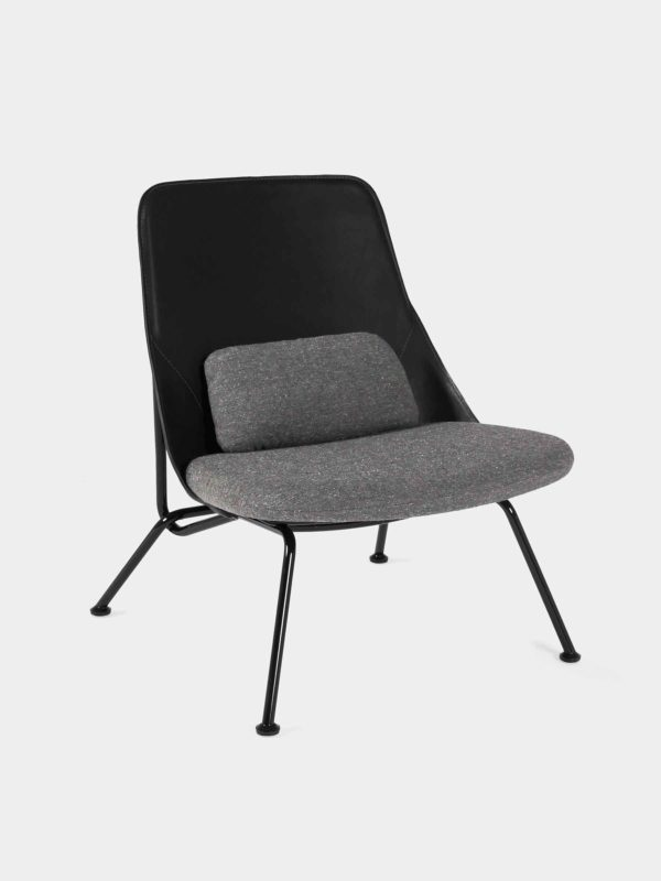PROSTORIA STRAIN ARMCHAIR (grey) - available at utopiast.com