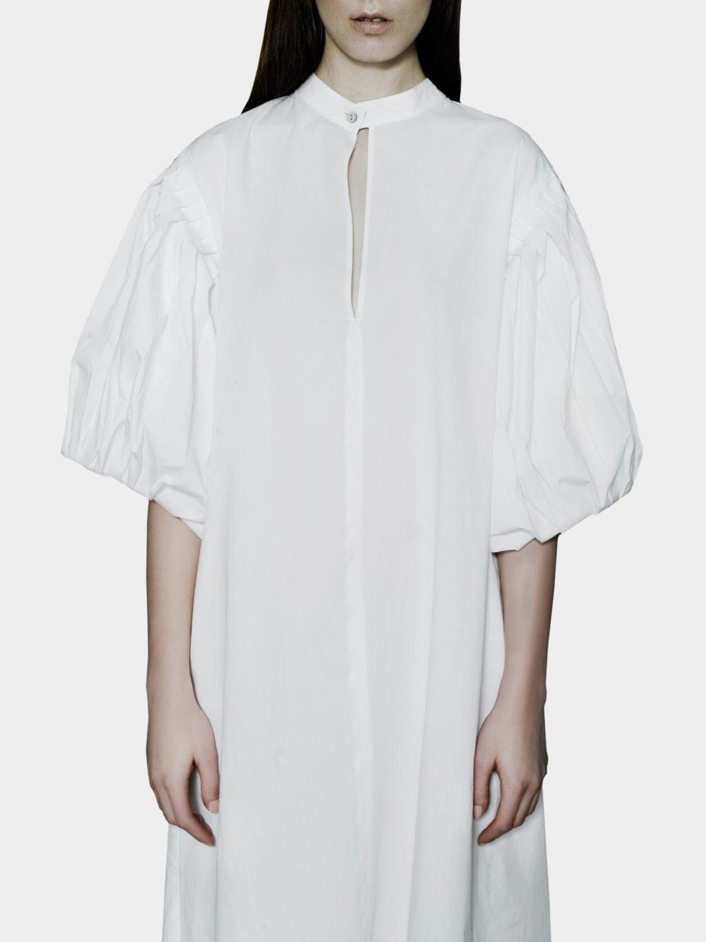 White Dress - Joanna Organisciak - Cotton - utopiast.com