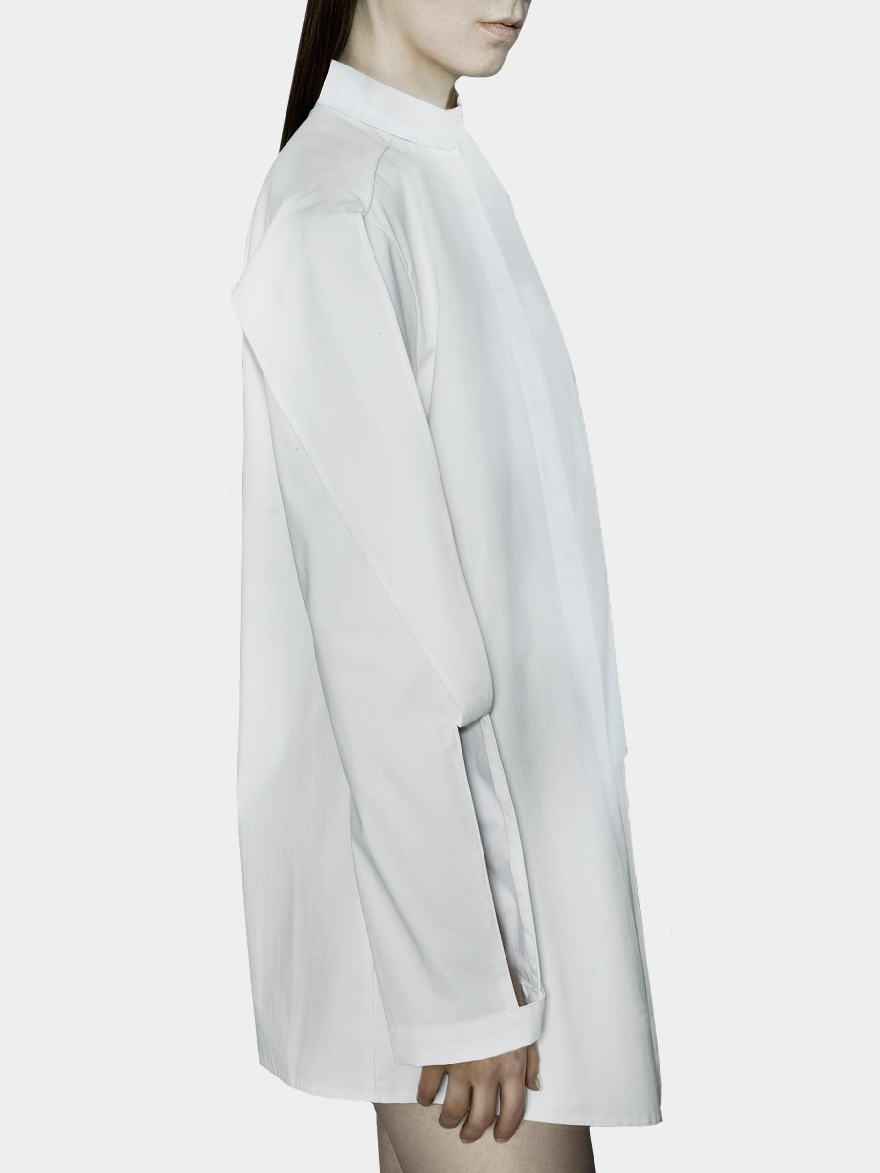 White Shirt - Joanna Organisciak - Cotton - utopiast.com