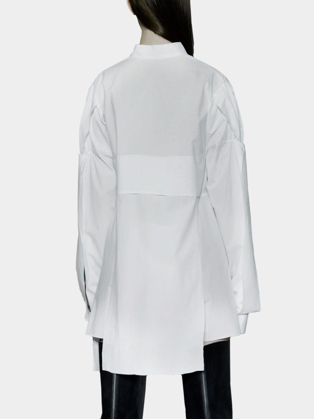 White Shirt - Joanna Organisciak - Cotton - utopiast.com