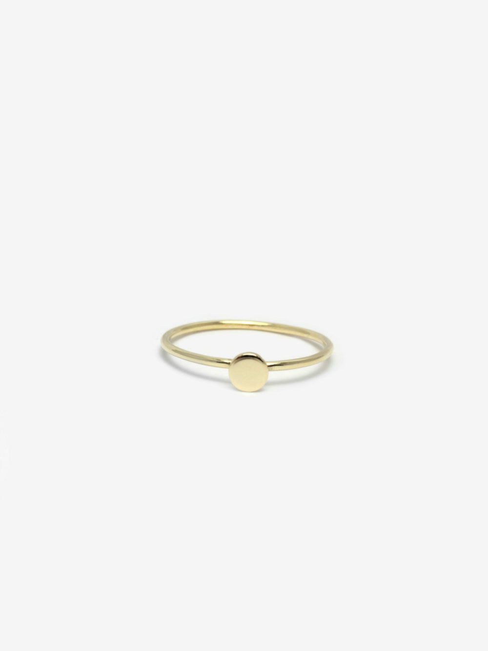 Minimal Dot ring by Bepart - available at utopiast.com