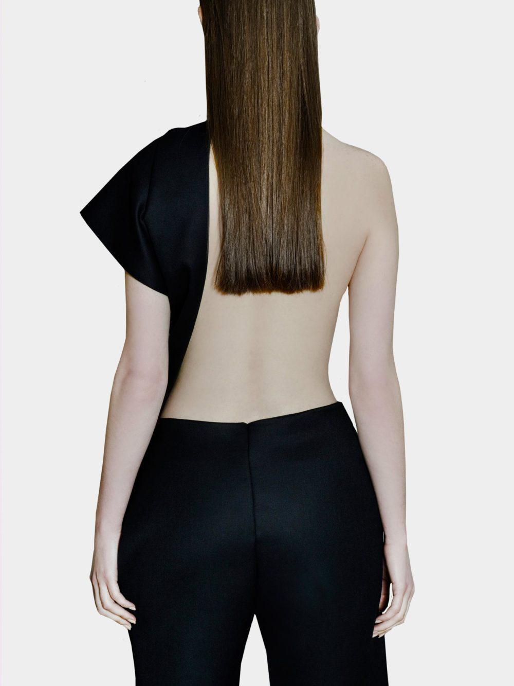 Joanna Organisciak Wool Jumpsuit - available at utopiast.com