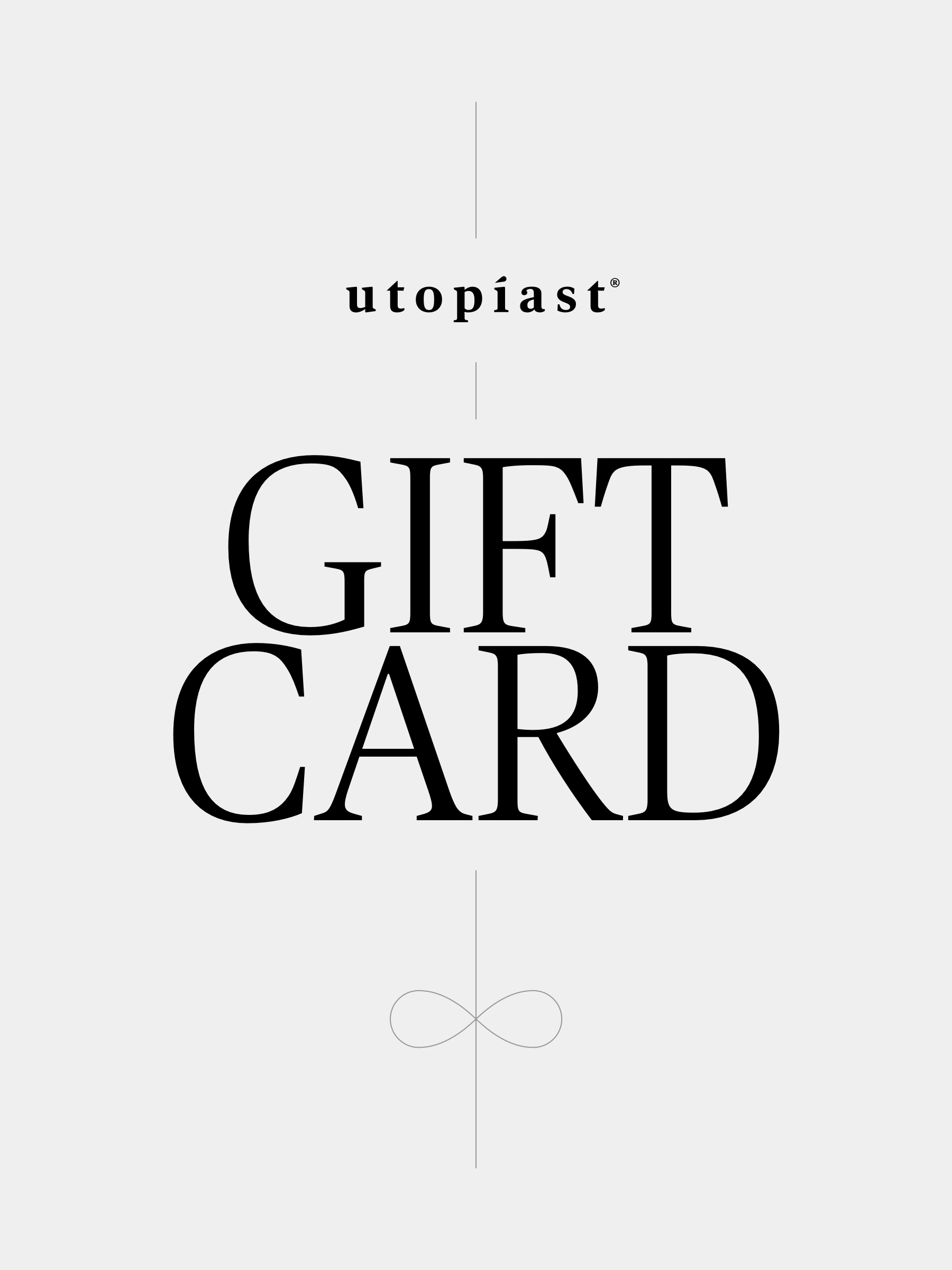 utopiast store online gift card