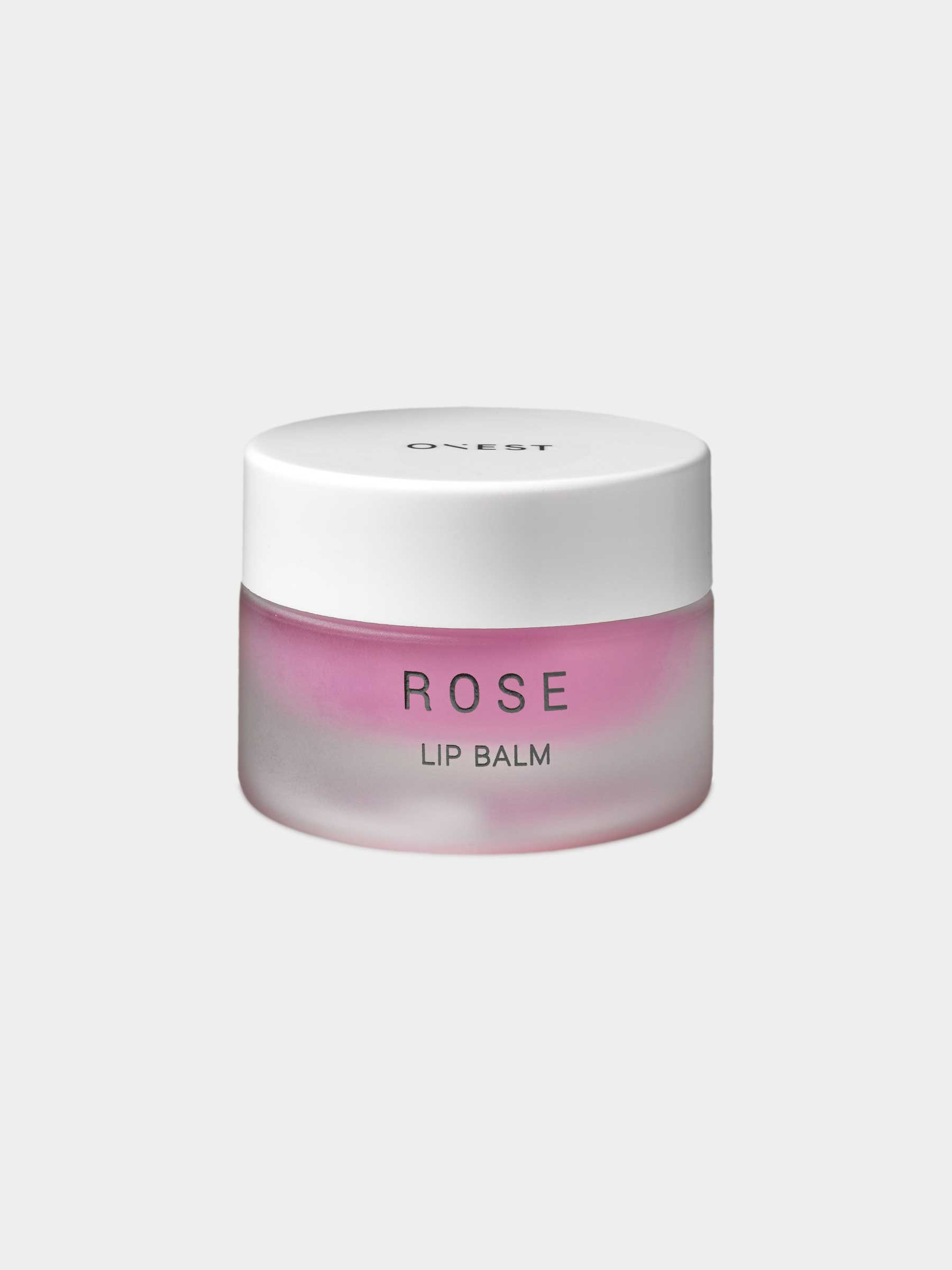 Natural Rose Lip Balm by Onest - available at utopiast.com