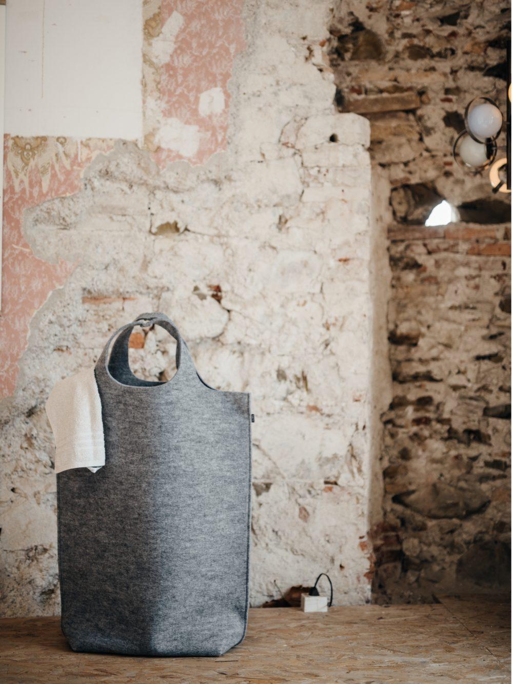 Kaaita Laundry Bag Grey