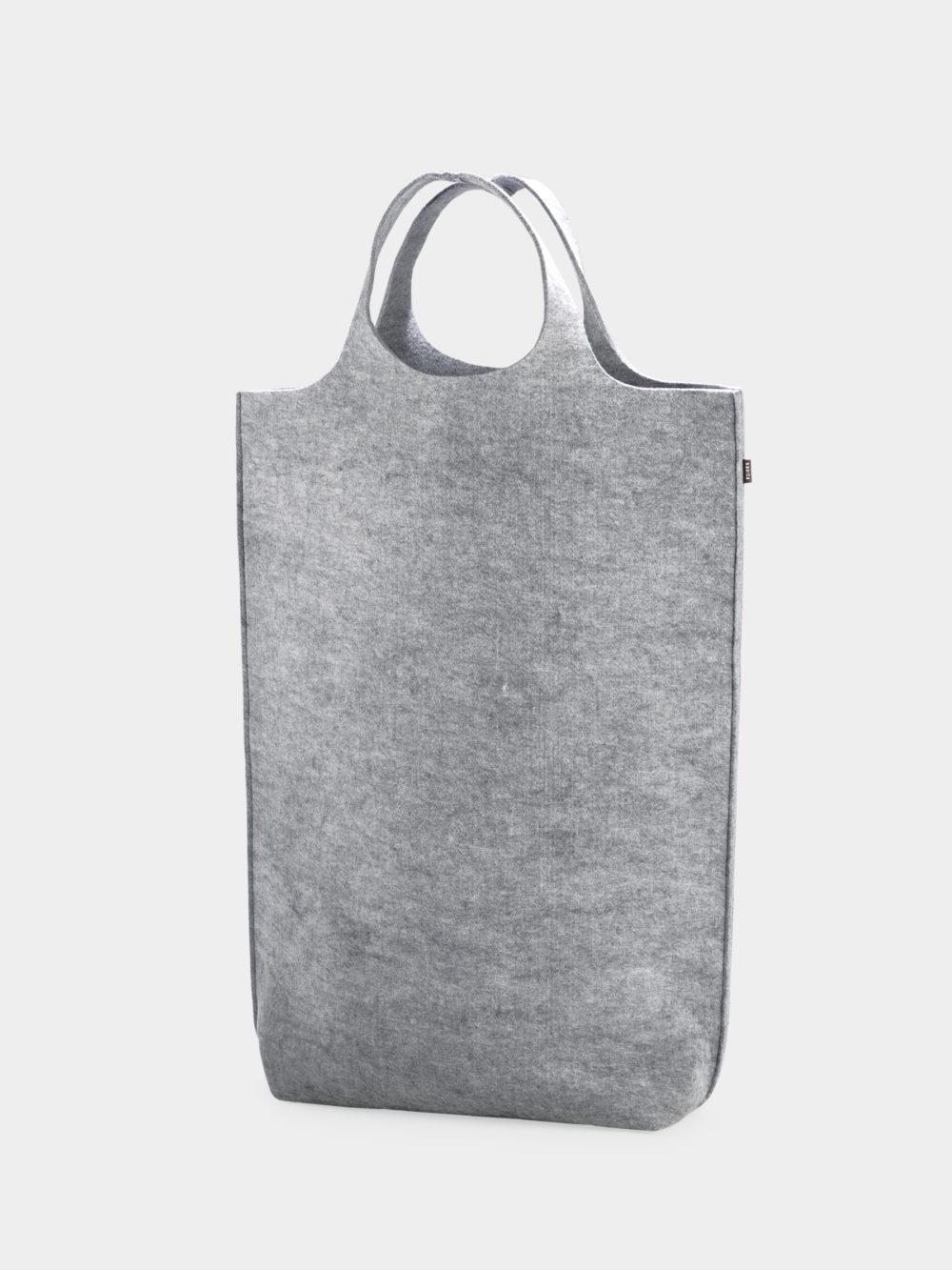 Laundry Bag light grey