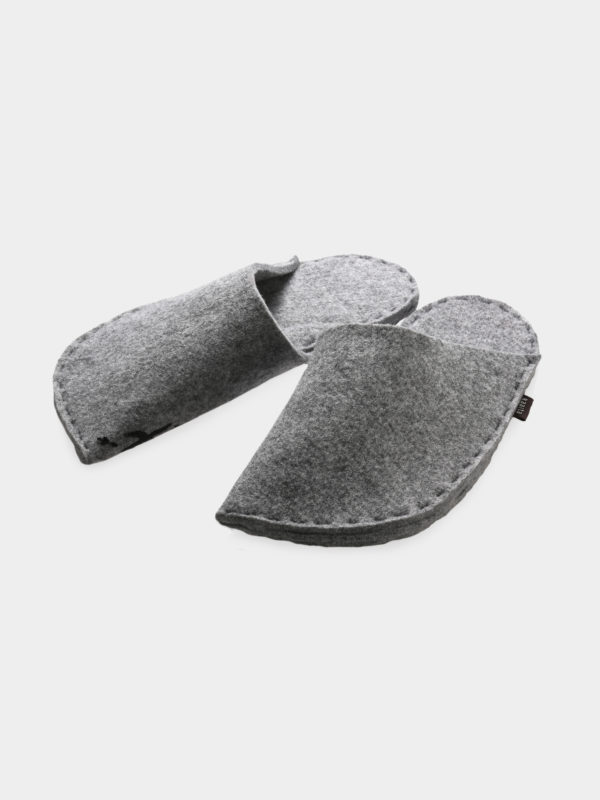 Kaaita Copa Copa Slippers Grey