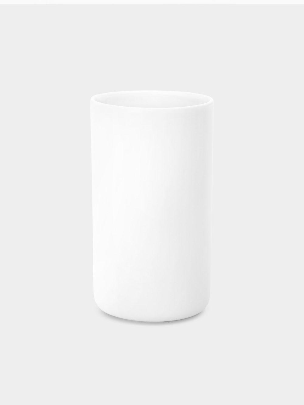 Mleko Living vase natural matte