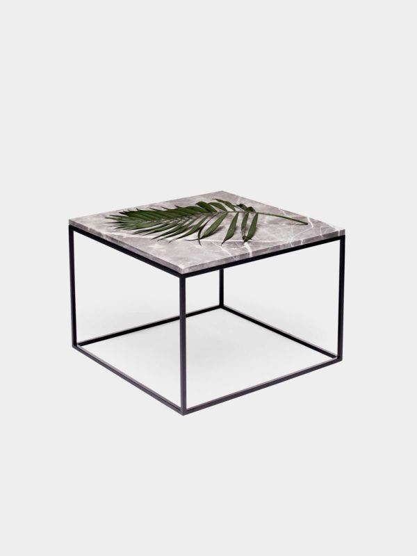 Grey Moon Marble Coffee Table by un'common