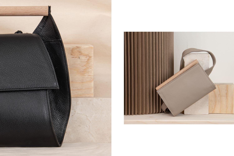 Autumn workwear essentials - Meraki leather bags