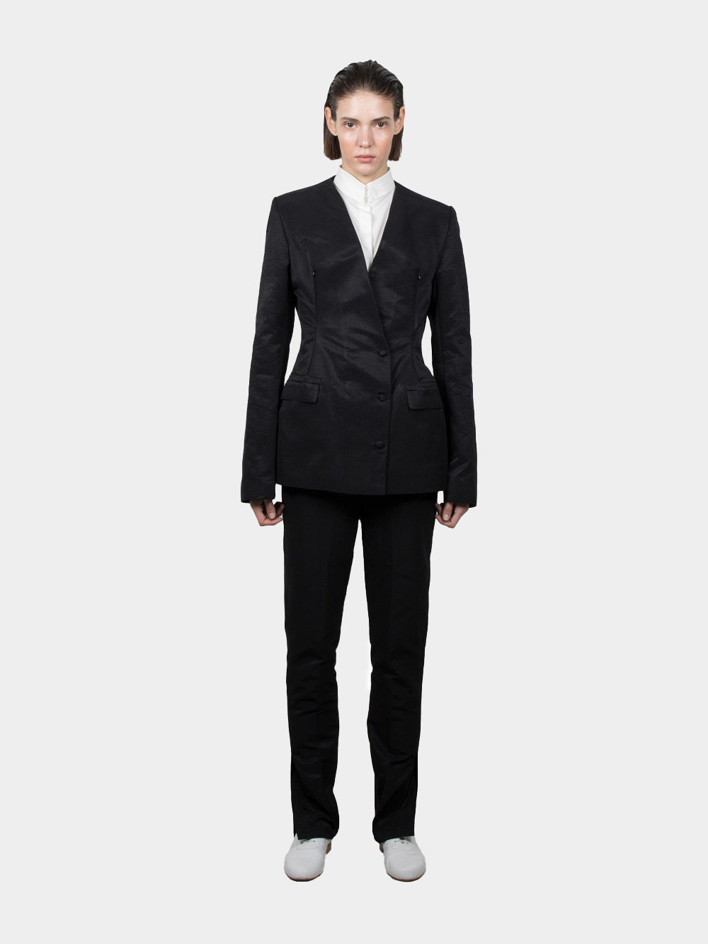 Ludus Black Tailored Jacket