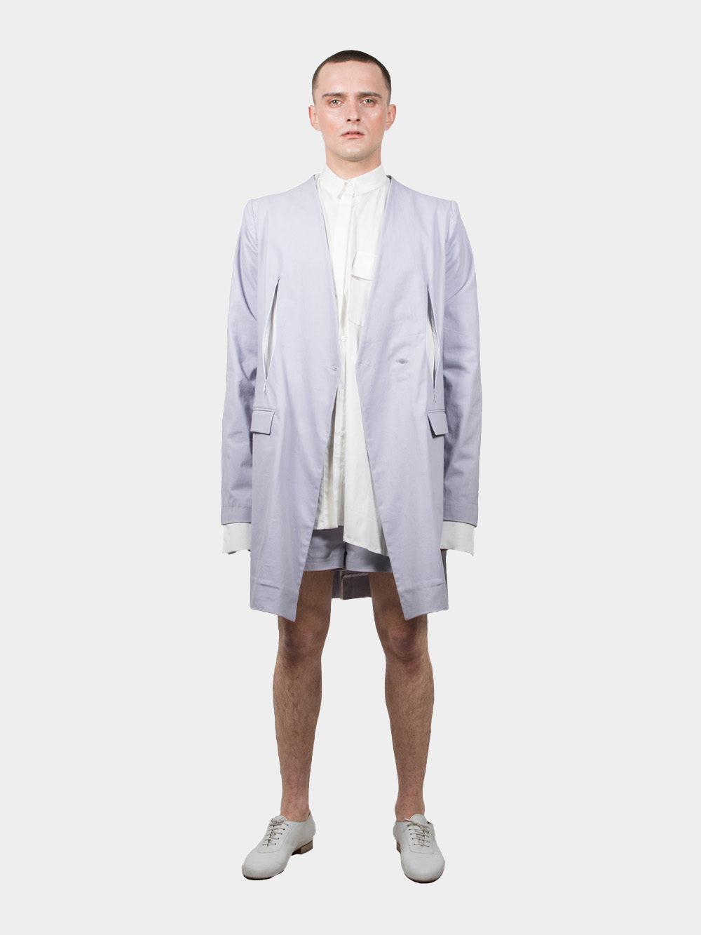 Ludus Lavender Tailored Jacket
