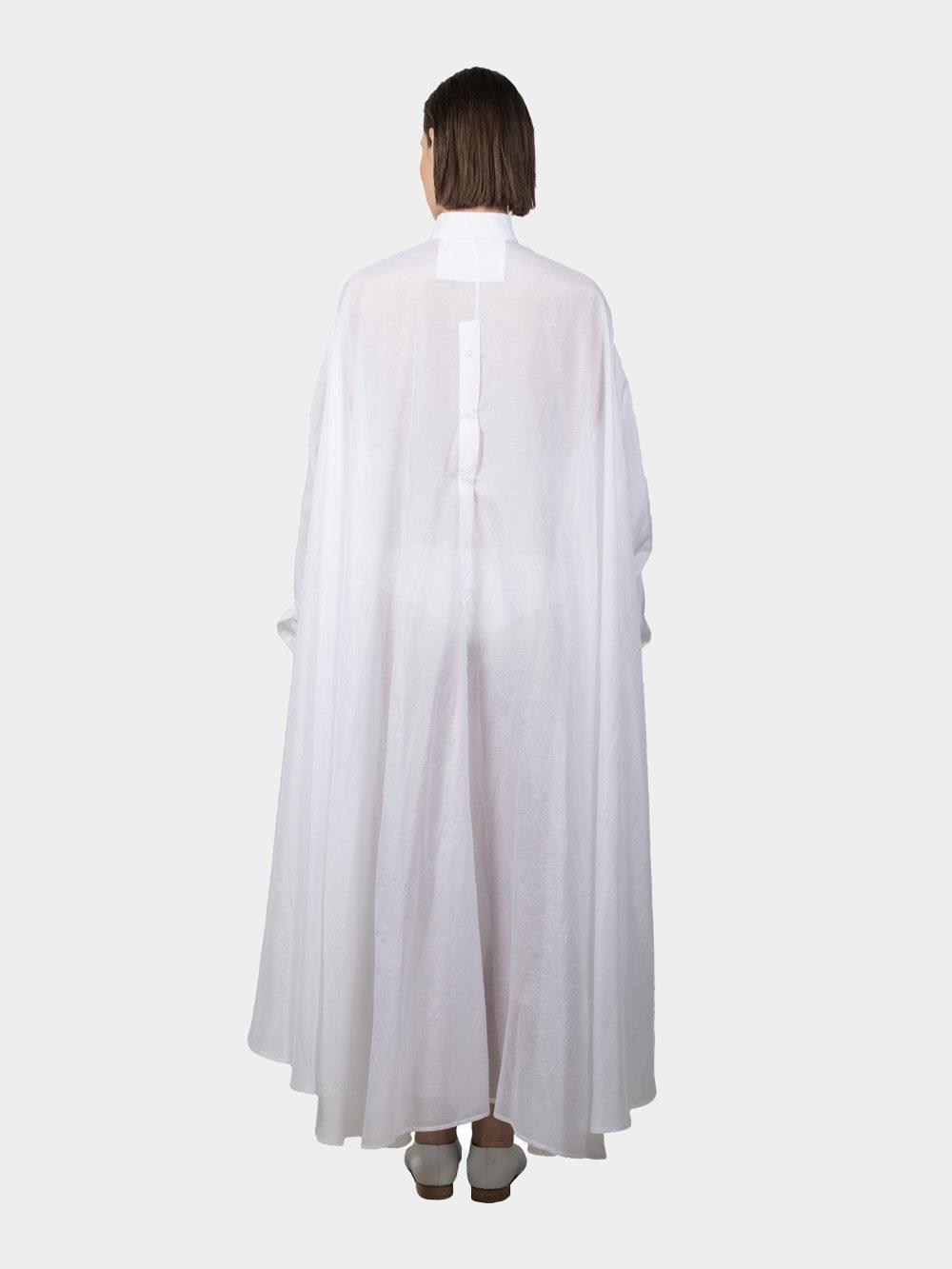 Ludus Transparent Medusae Shirt - white