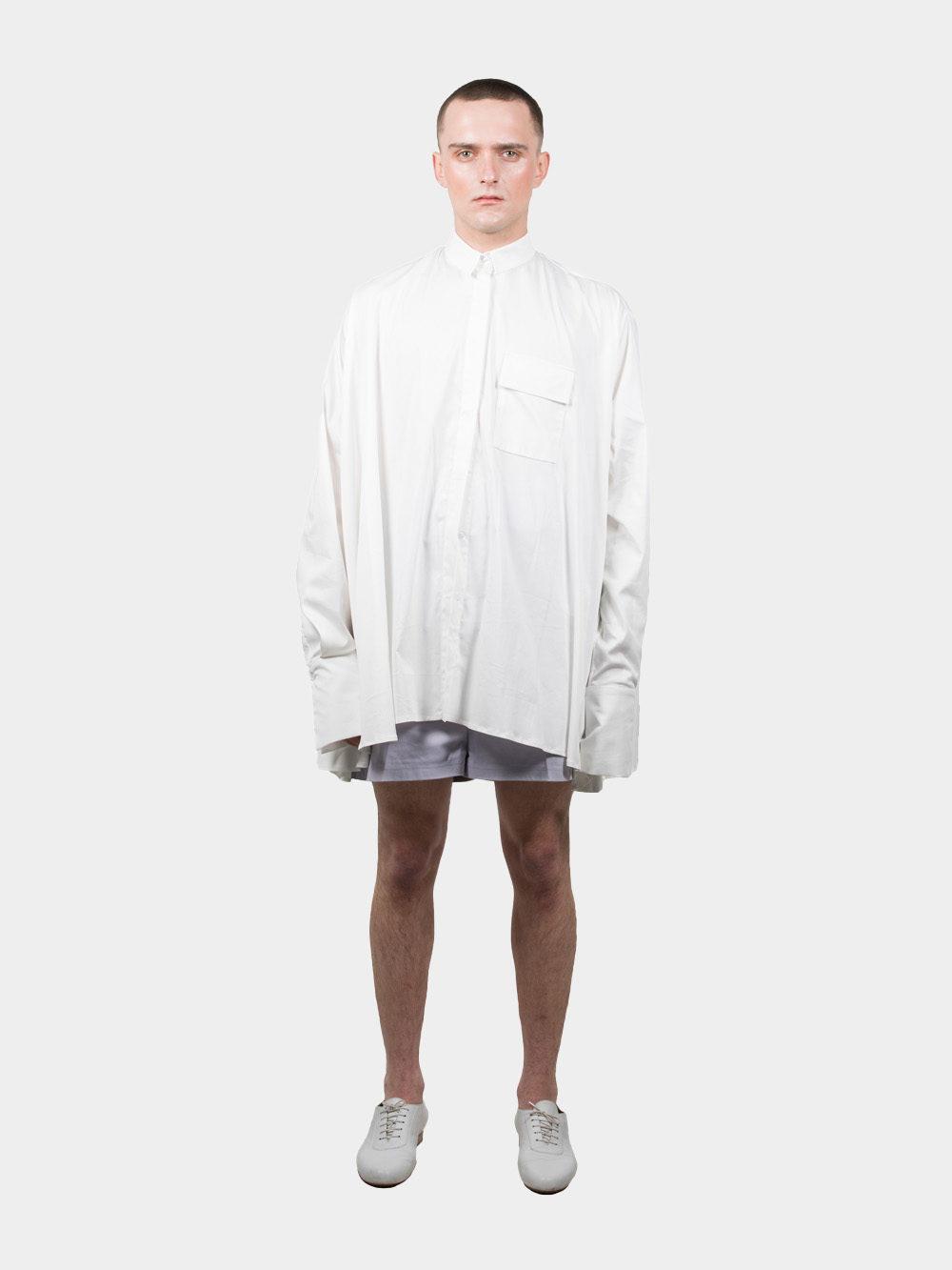 Ludus Medusae shirt - white